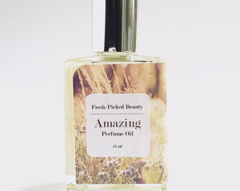 Amazing Positively Natural Perfume Oil