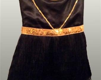 Flapper Dog Dress Costume