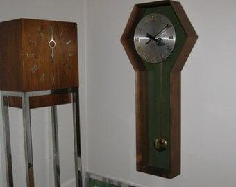 howard miller wall clock designed by geoge nelson