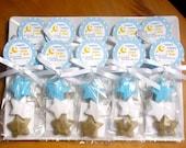 Twinkle Twinkle Little Star Baby Shower Favors, Baby Favors, Twinkle Little Star Baby Shower, Twinkle Star Baby Shower - Set of 10