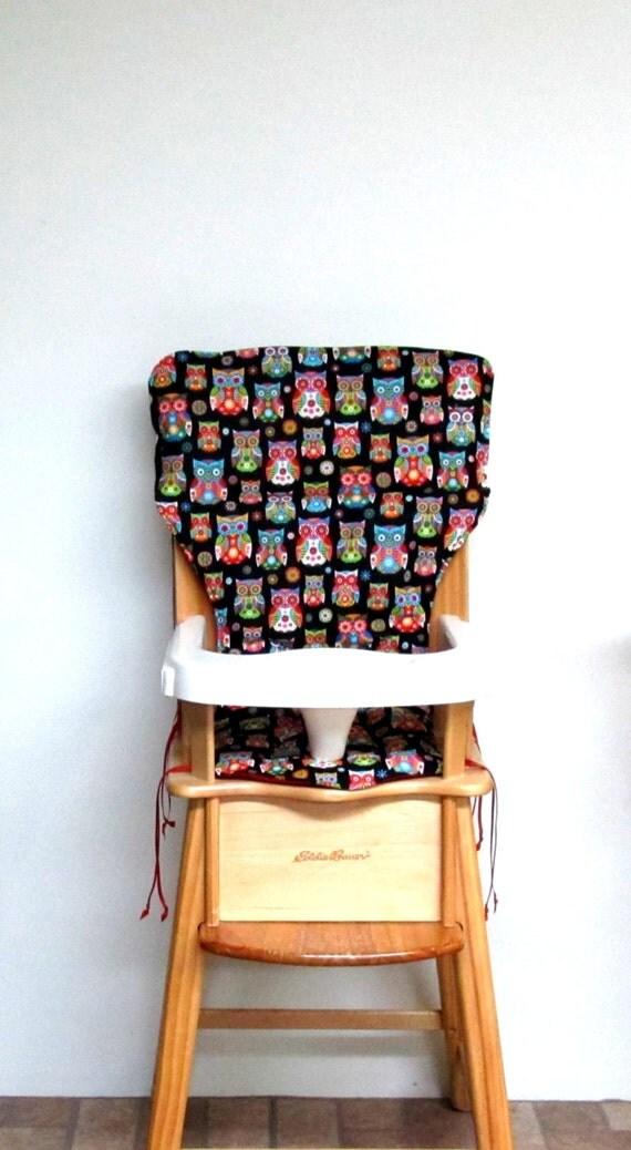 Wooden High Chair Pad Eddie Bauer Baby Accessory Baby Shower