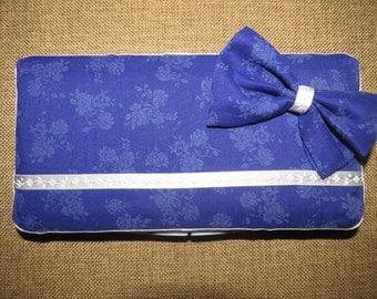 Blue Cutie Wipe Case