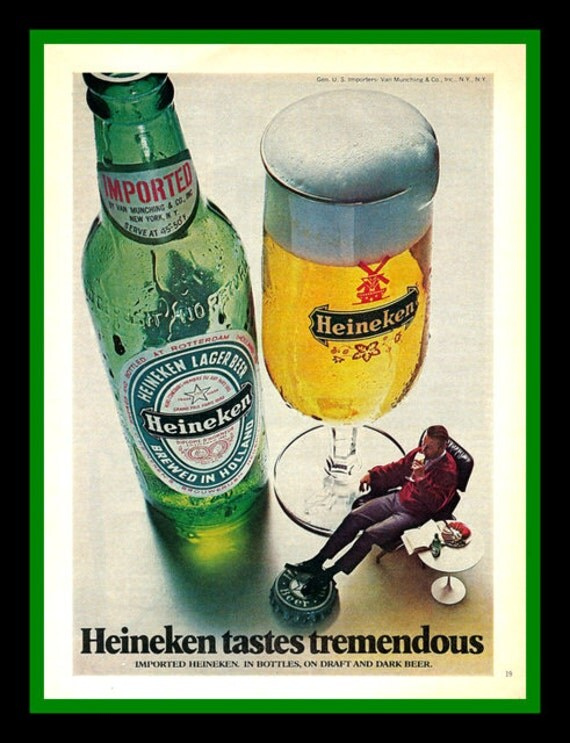 """a review of heineken advertisements These sources told adweek that heineken calls the process a """"presentation   heineken's last major global review was in 2012, when it consolidated its ad  buying business with the network then known as starcom mediavest."""