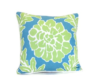Bright green pillows Etsy