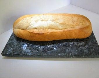 Granite Bread Board, Cutting Board, Granite Stone Slicing Board, Counter Bread Board,Granite Board