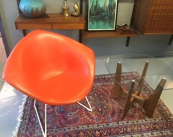 Mid Century Knoll Diamond Chair By Harry Bertoia Original Tags