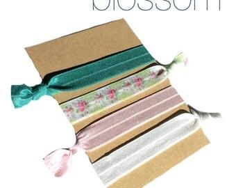 Hair Elastics- Hair Elastic Bracelets- Hair Ties