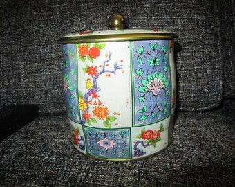 Made in England Tin Container