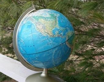 Rand McNally World Portrait Globe
