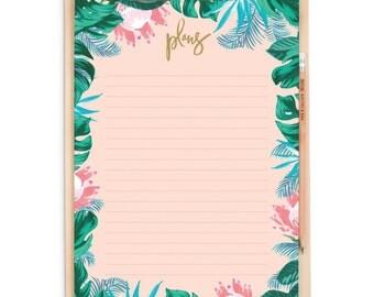 Tropical A4 Clipboard Pack