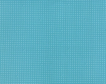 1/2 Yard - Flow - Drops - Teal - Zen Chic - Brigitte Heitland - Moda - Fabric Yardage - 1596 18