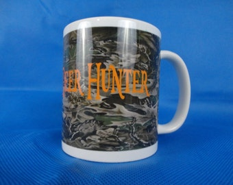 Coffee Mug for Deer Hunters