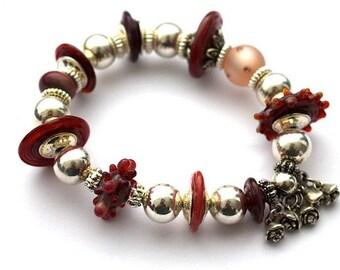ORCHID ROSE Bracelet