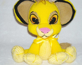 Amigurumi To Go Lion : cute dragon Draco from Baby TV channel. Crochet draco dragon
