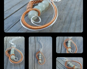 Interlaced with Amazonite