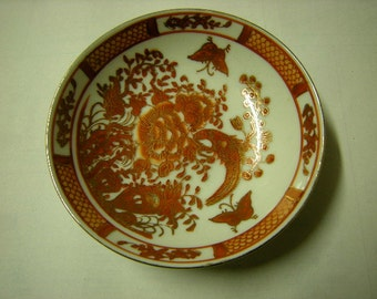 chinese style plate-bowl-candy bowl-pot pourri bowl-flower and bird design-
