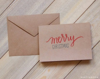 Holiday Cards | Blank Inside