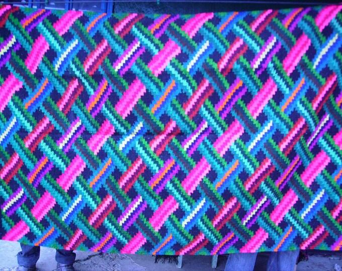 Bessarabian Kilim. Vintage Kilim, Handmade 40-50 years old, handmade, Ukrainian, Bessarabian carpet, ber