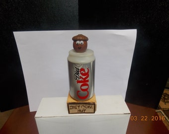 "Diet Coke Nut-What are you ""Nuts"" about?"