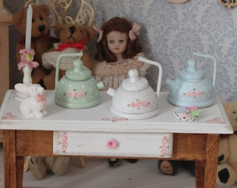 Coffe pot for dollhouses