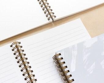 Notebook - Journal - Sketchbook - The Essential Notebook