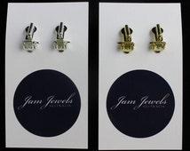 Earring adapters, Earring converters, Bridal clip on earrings, Wedding clip on earrings