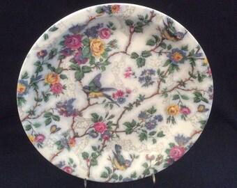 "Antique""Lorna Doone"" Chintz Plate"