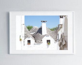 Photo Prints • Alberobello Trulli • Puglia •Italy