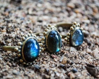 Labradorite Magic Ring Beauty!