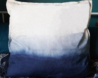 Dip Dye Cushion