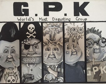 G.P.K. World's Most Dangerous Group