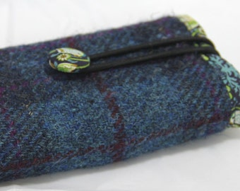 Harris Tweed Mobile Phone cover. iPhone cover, Samsung Galaxy, Blackberry,Sony, HTC