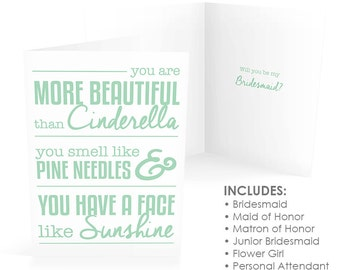 Bridesmaid Proposal, Will You Be My, You Be My Bridesmaid, Bridesmaid Card, Bridesmaids Cards, Bridesmaid Invite, Instant Download Printable