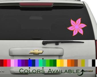 Lotus (2 colors) Car Decal
