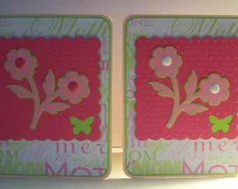 Flower Mom Card