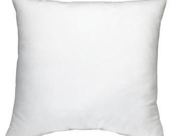 "18"" Square Pillow Insert (sold only with corresponding pillow cover)"