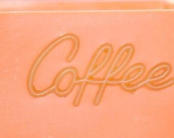 Capri Coffee storage container