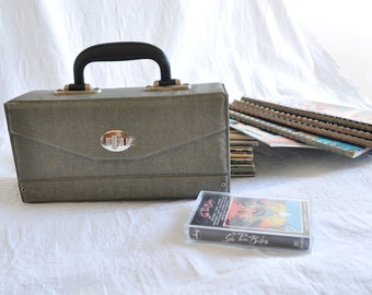 Cases for music cassettes years ' 70