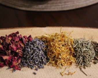 Perfect Peace Herbal Mix for Yoni Steam and Sacral Bath) Perfect Peace Yoni Steam Gift Set Free US Shipping