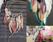 Custom Dreamcatchers