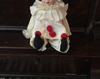 Effanbee Pierrott Clown Doll