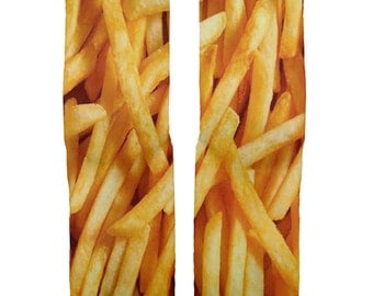French Fries Socks