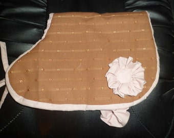 Handmade Padded Dog Coat (small/medium dog)
