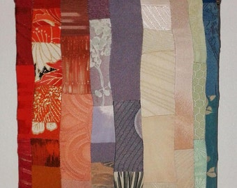 Vintage Kimono Boro Canvas