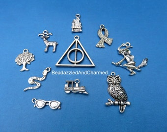 Harry Potter Charm Pendant Mix Assortment