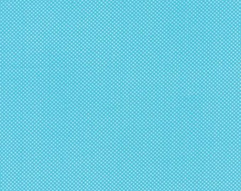 Moda fabrics - Dottie by Moda - 45010 53 capri
