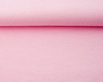 80 cm - light pink size rib-