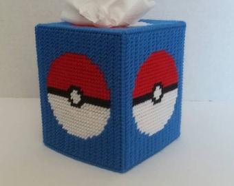 Pokemon Tissue Box Cover