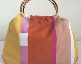 Market bag, beach bag, shopper bag, everyday bag.