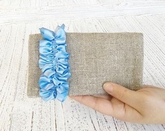 Wedding clutches Bridesmaid clutches bride clutch bridesmaid gift set unique bridesmaid gifts will you be my bridesmaid gift